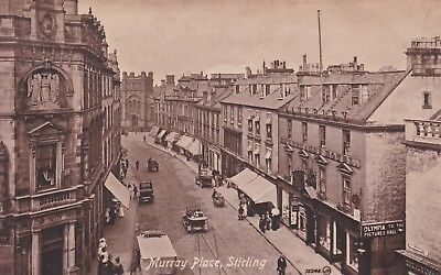 Stirling - Murray Place  By Valentine's 1918