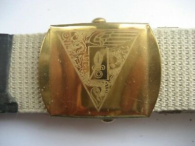 French  Foreign Legion Paras 2 Rep.walking Out Belt.