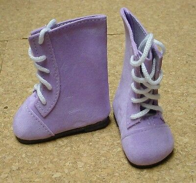 "18/"" Ann Estelle DOLL Shoes 69mm DK PURPLE Slip-ons for SD* BJDs Magic Attic"
