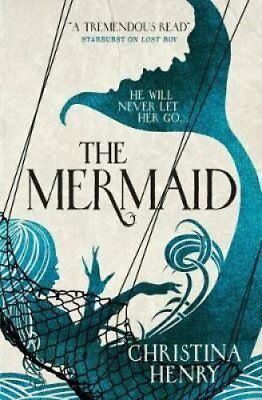 The Mermaid by Christina Henry 9781785655708 (Paperback, 2018)