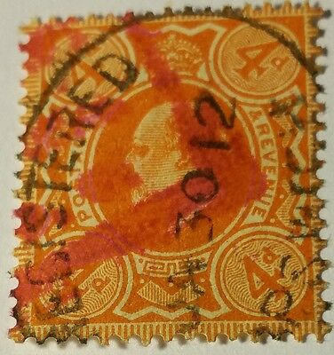 Great Britain  Scott#150   Used   Stamp .....worldwide Stamps