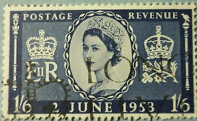 Great Britain   Scott#316   Used ...worldwide Stamps