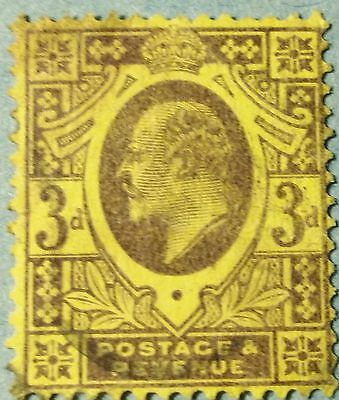 Great Britain   Scott#132 Used Stamp. ..worldwide Stamps