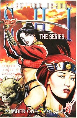 SHI the Series #1 Premiere Issue First Printing - Crusade Comics 1997