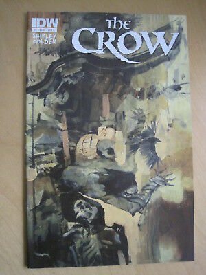 The CROW issue 1 by SHIRLEY & COLDEN. IDW. 2012