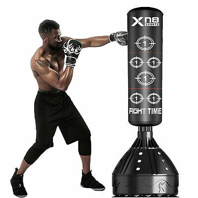3 way Boxing Frame For Hanging Punch Bag Stand With Two Speed balls