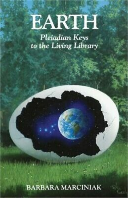 Earth: Pleiadian Keys to the Living Library (Paperback or Softback)
