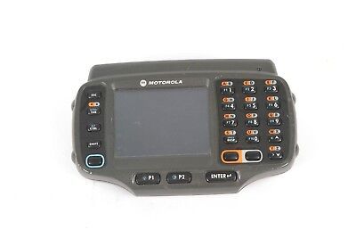Motorola Symbol WT4090-T2S1GER Touch Screen Wearable Computer Terminal