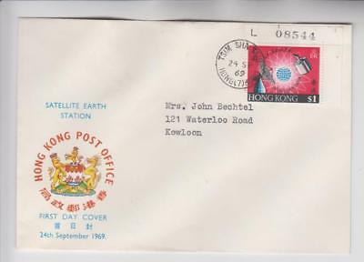 Hong Kong Post Office First Day Cover