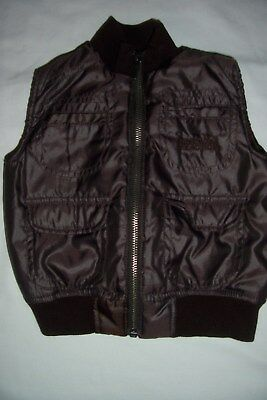 Kenneth Cole Reaction     Boys     12 Months     Outerwear vest