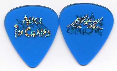 ALICE IN CHAINS 2009 Sober House Guitar Pick!!! MIKE STARR custom Pick #5