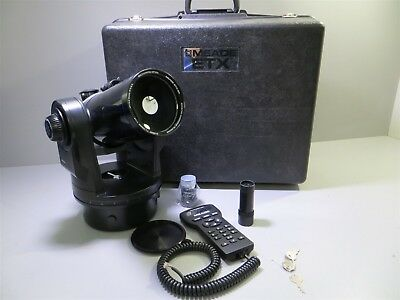 Meade ETX-90EC Catadioptric Telescope with Case & Accessories