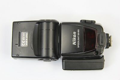 Nikon Speedlight SB-800 Shoe Mount Flash *SOLD AS-IS For Parts Not Working*
