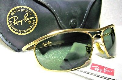 ba99ca8113a Ray-Ban USA Vintage B L Olympian I Deluxe Easy Rider L0255 Mint Sunglasses  +Case