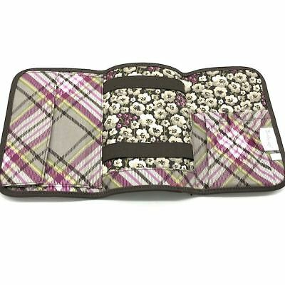 New Thirty one fold N go organizer cosmetic in Daisy flower 31 GIFT NO NOTEPAD