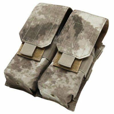 Condor Outdoor Double M4 Mens Pouch Mag - Atacs Au One Size