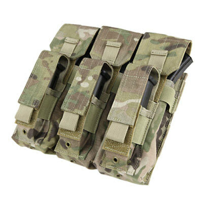 Condor Outdoor Triple Ak Kangaroo Mag Mens Pouch - Crye Multicam One Size