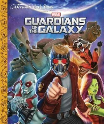 A Treasure Cove Story- Guardians of the Galaxy by Centum Books Ltd 9781912396337