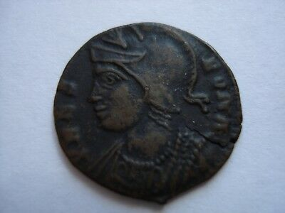 307 - 337 Ad Constantine I The Great Ae 3/4 Coin Sconst Mint Rare