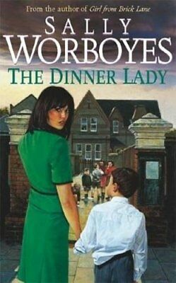 (Good)-The Dinner Lady (Paperback)-Sally Worboyes-0340818549