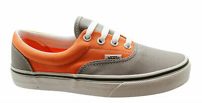 Vans Off The Wall Era 2 Tone Unisex Trainers Canvas Plimsolls Shoes Y6XF6W D31