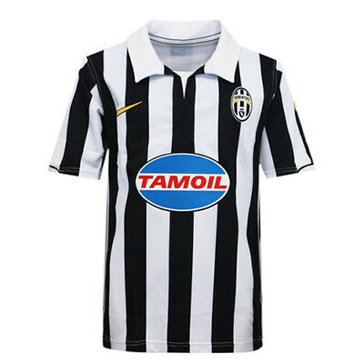 best service 501af bdc11 NIKE JUVENTUS 06-07 Retro Home Kit Boys Football Jersey Shirts 147183 010  RW14