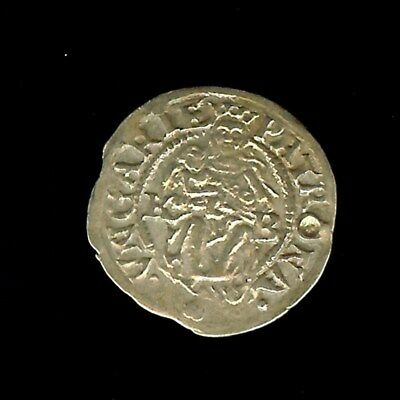 Holy Roman Empire 1538-Kb Ferdinand I Denar - Madonna And Child - Uncirculated