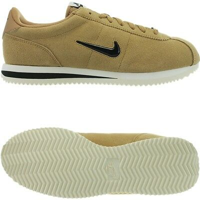 best sneakers c61d8 fa214 Nike Cortez Basic Special Edition brown mens low-top suede sneakers NEW