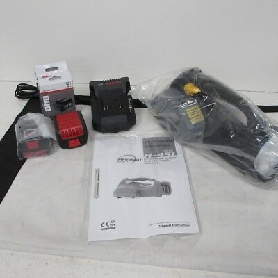 Pac Strapping Products VT550L-SET Battery Powered Hand Held Strapping Tool NIB