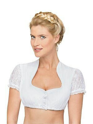 Stockerpoint Dirndl Blouse B8050 White