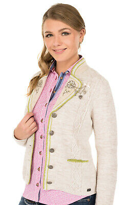 Spieth & Wensky Traditional Jacket Gianna Natural