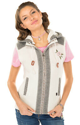 Spieth & Wensky Traditional Costume Vest Grains off White