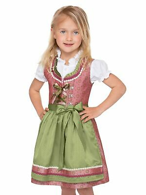 Stockerpoint Traditional Costume Children Dirndl 3 Piece Suki Rose