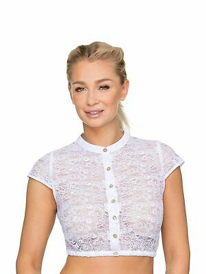 Stockerpoint Dirndl Blouse B9010 White