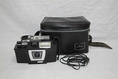 Vintage Fotron III Camera With Case For Parts or Repair