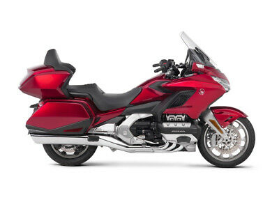 2018 Honda Gold Wing  NEW 2018 Honda GL1800 Gold Wing Tour 6-Speed Manual Transmission - IN STOCK NOW!