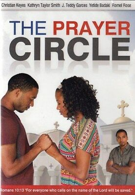 NEW Sealed Christian Drama Widescreen DVD! The Prayer Circle (Christian Keyes)