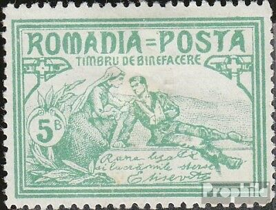 Romania 170A with hinge 1906 Welfare