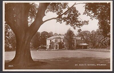 St Mary's School,  Melrose  (RP)   Unposted  7638
