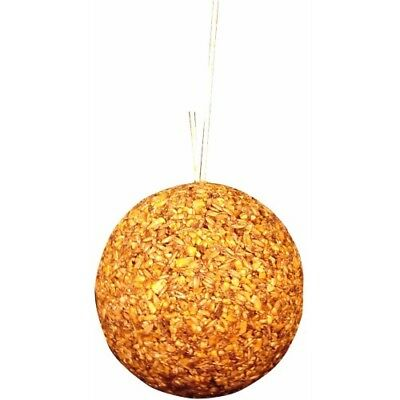 Uncle Jimmys Hanging Balls Unisex Stable And Yard Horse Treats - Brown All Sizes