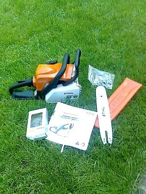 Stihl MS180 Chainsaw 14 Bar Chain  NEW   Collect Only  No Posting
