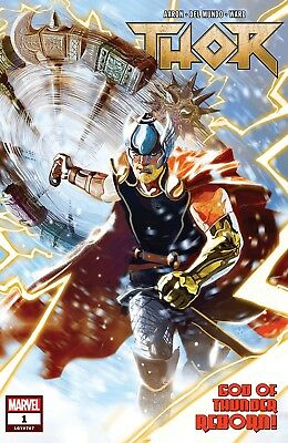 THOR (2018) #1 - Regular Cover - New Bagged