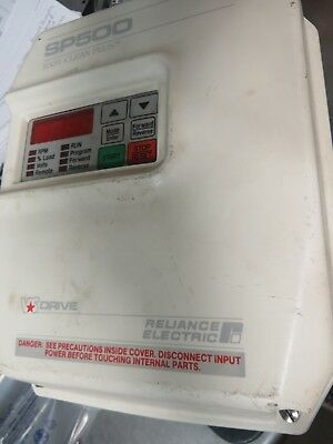 Reliance Electric Isu44005 Sp500 Easy Clean Plus