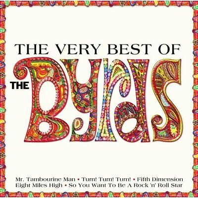 The Byrds ~ Very Best of the Byrds Songs ~ NEW CD Album ~ Greatest Hits