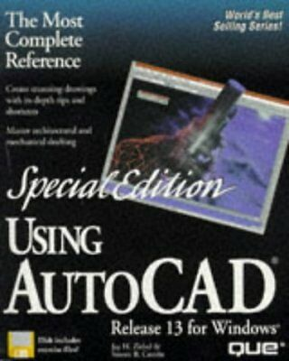 (Good)-Using AutoCAD for Windows: Special Edition (Special Edition Using) (Paper