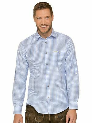 Stockerpoint Traditional Shirt Long Sleeve Comfort Fit Campos3 Light Blue