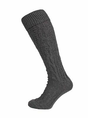 Schuhmacher Knee Socks CS556 Anthracite