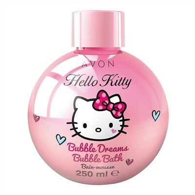 Hello Kitty Bubble bath - 2 x  250ml -New - STOCK UP NOW