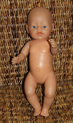 ZAPF Creations BABY BORN doll VGC - Stands 43cms tall