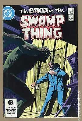 Swamp Thing (2nd Series) #21 1984 FN/VF 7.0